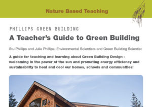 Nature Based Teaching Green Building